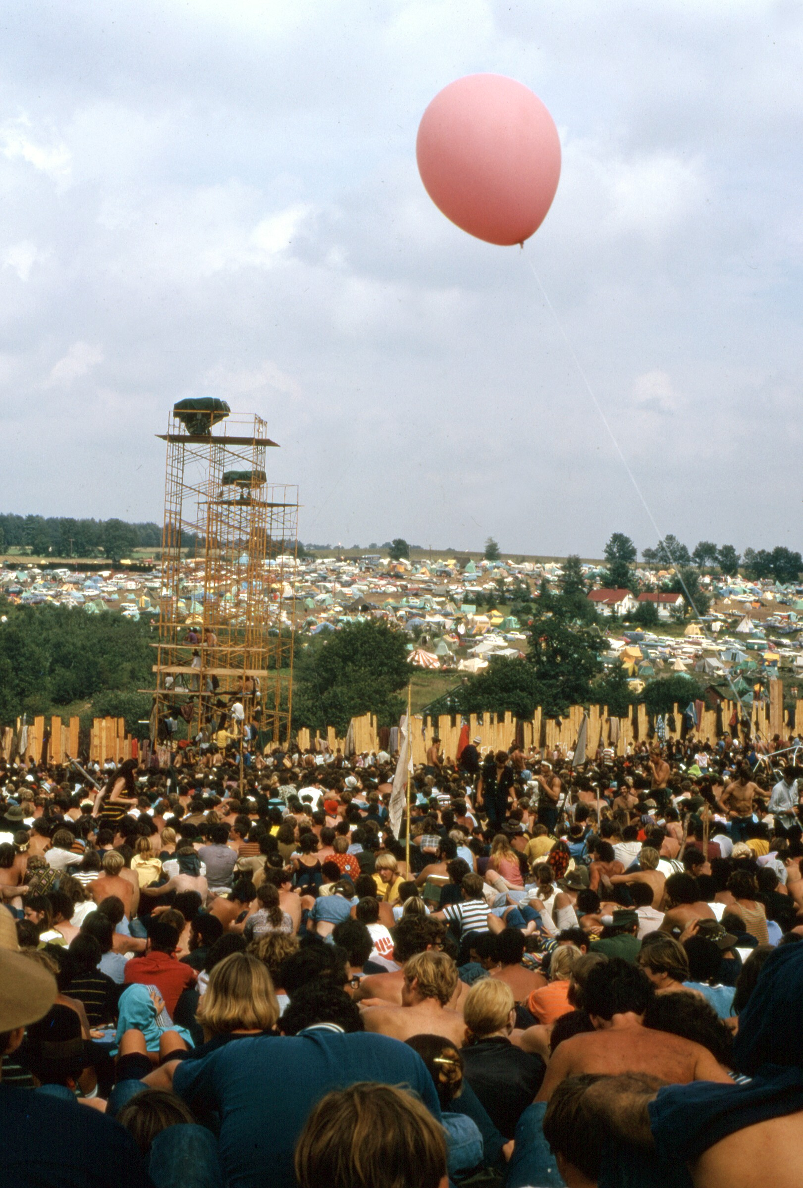 future Woodstock performer