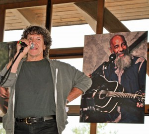 2013-08-15 Richie Havens Memorial Service @ BWCA (5) Michael Lang