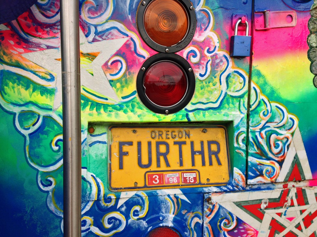 2014-08-16 Furthur license plate