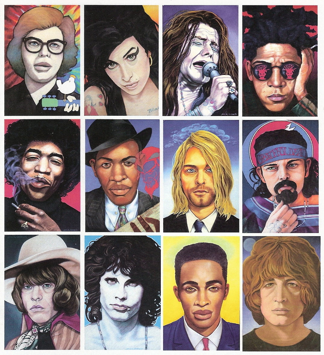 Gone Far Too Soon 27 Club