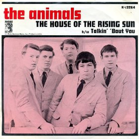 Animals House of the Rising Sun