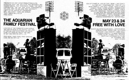 Forty-one 1969 Festivals
