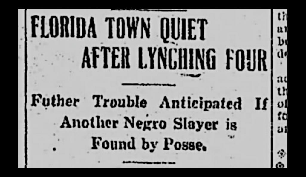 American Lynching 2