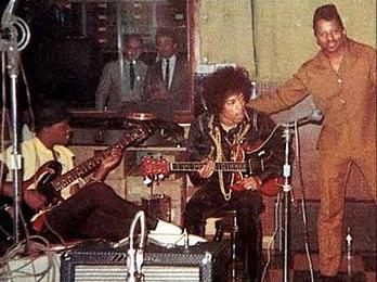 Curtis Knight Jimi Hendrix