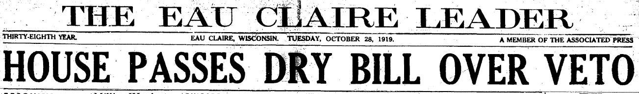 dry-bill-28-oct-1919