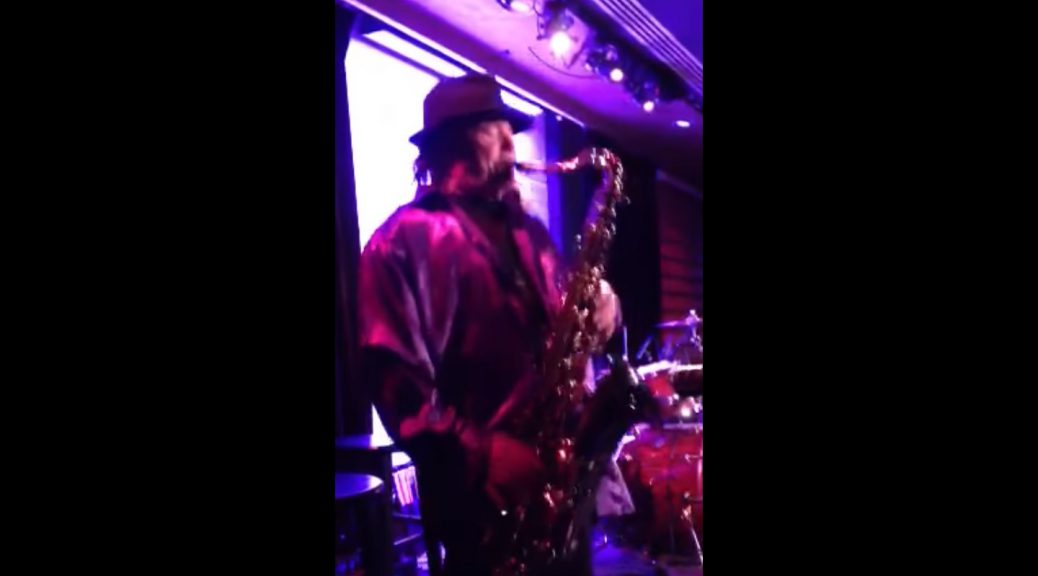Family Stone Saxophonist Jerry Martini