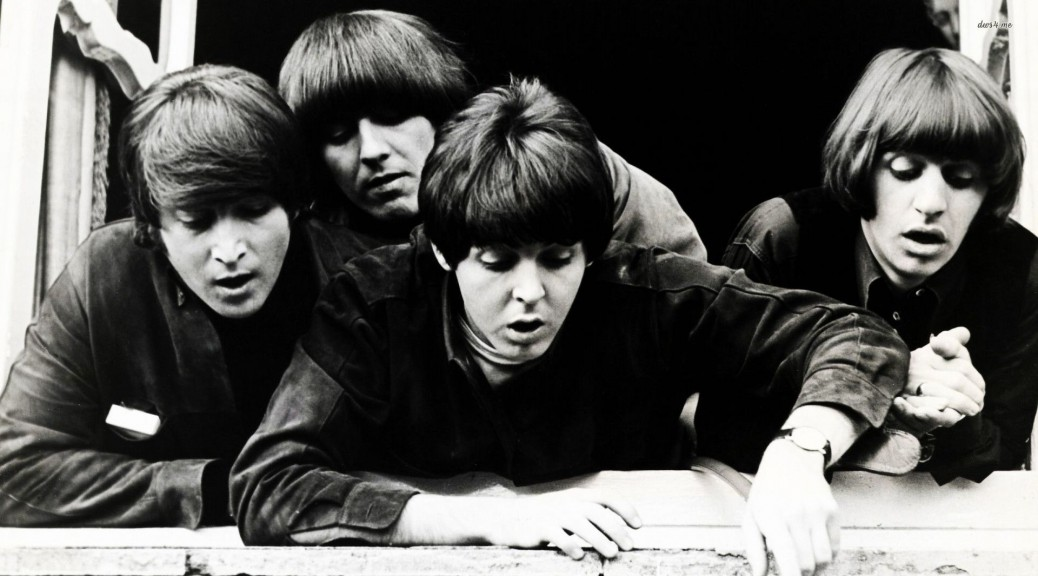 The Beatles on November 22