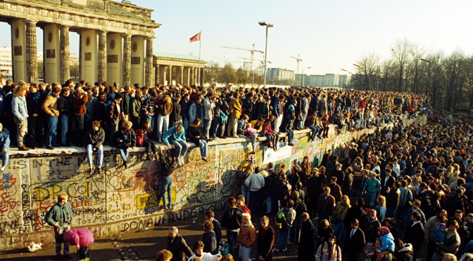 """essay about fall of the berlin wall Ashley mccutcheon 2nd 10-27-12 the fall of the berlin wall as a turning point in history 1 """"the rise and fall of the berlin wall (part 2) """" about com 20th century history."""