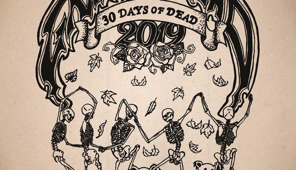 30 Days Dead Reminder