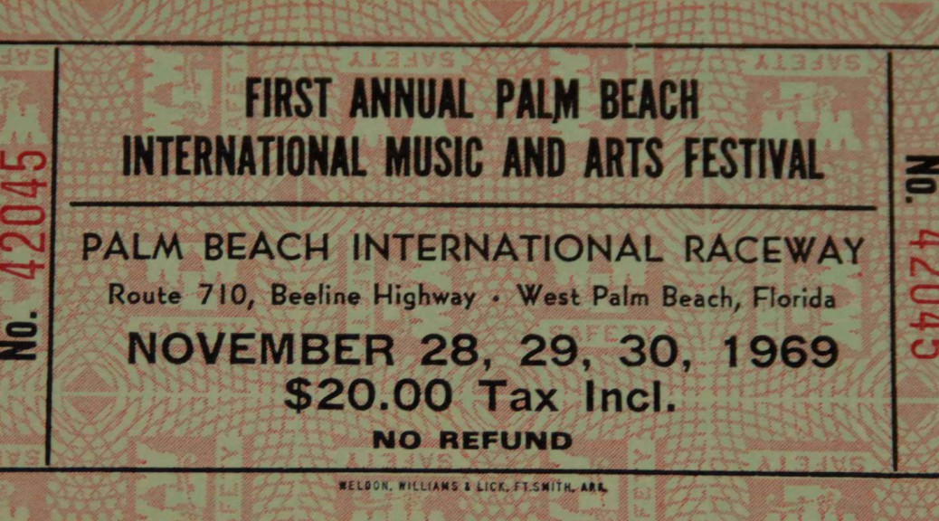 Palm Beach Music Art Festival