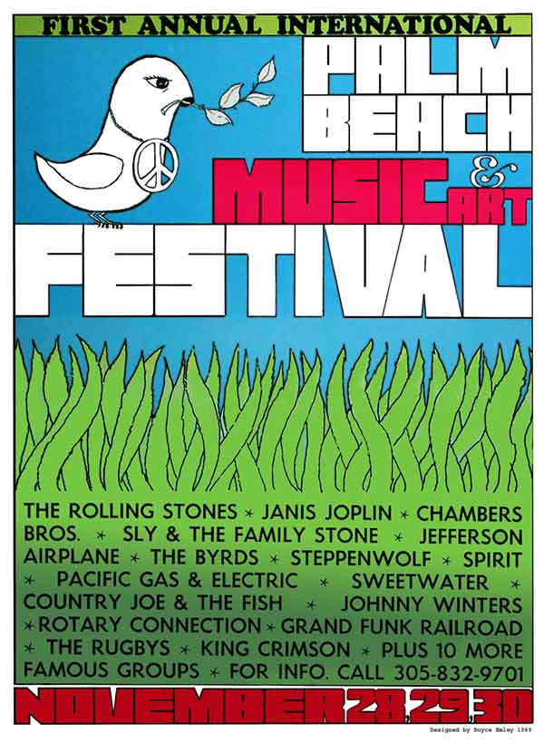 Palm Beach Music & Art Festival