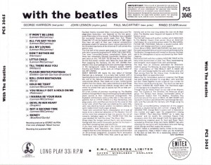 Beatles November 22 Music et al