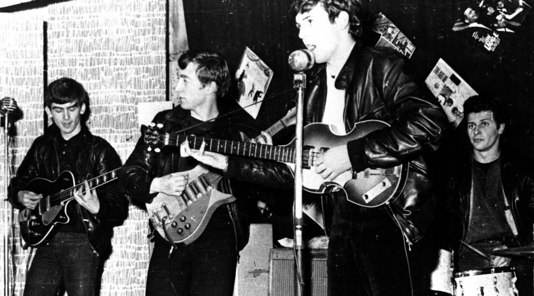 Beatles 1962 Auditions