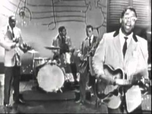 Bo Diddley vs Ed Sullivan