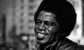 James Brown, say it loud I'm black and I'm proud