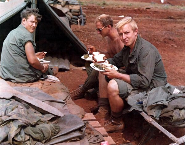 Thanksgiving in the Vietnam War