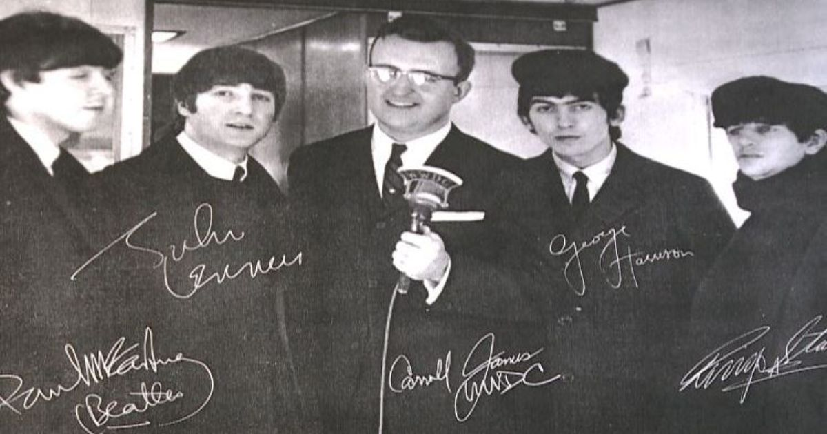 Busy Beatle December 1963