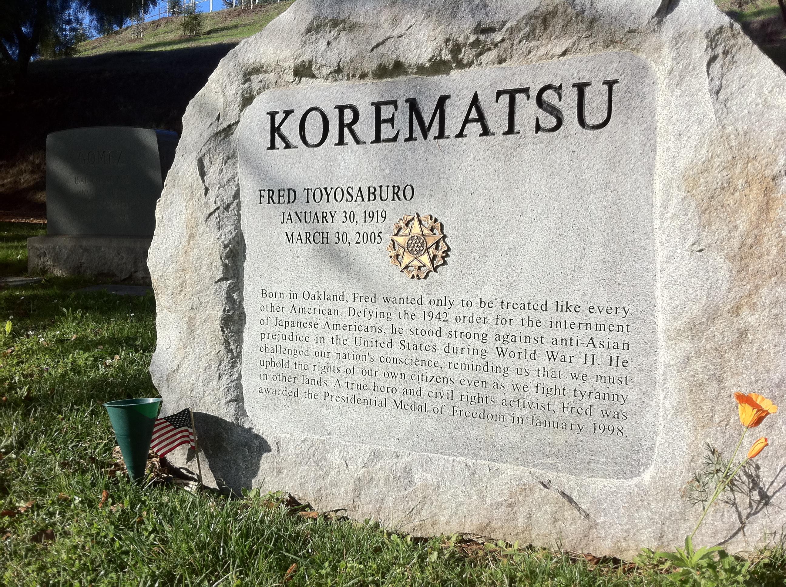 Korematsu vs United States