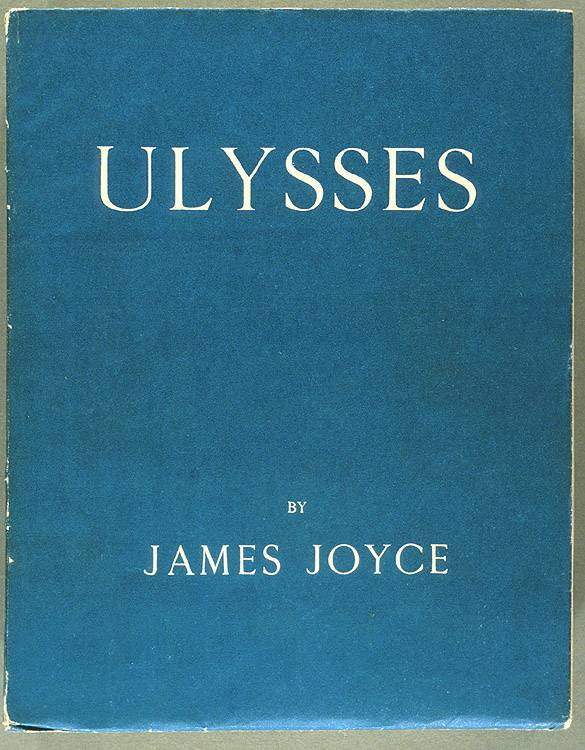 One Book Called Ulysses