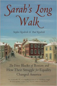 Sarah Roberts Walks Boston