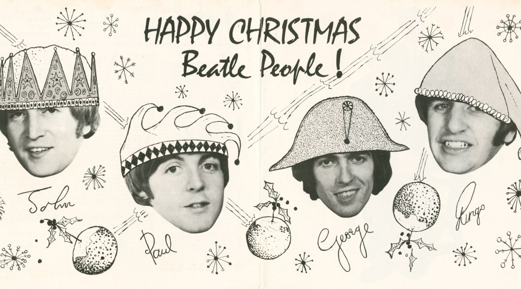 Busy Beatle December