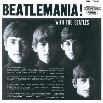 America Meets Beatlemania