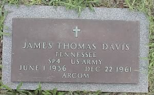 Cryptologic Hero James T Davis