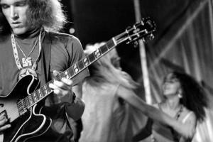 Guitarist Jorma Jerry Kaukonen