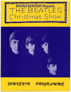 1963 Beatles Christmas Show