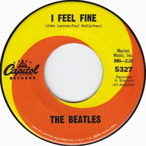 Beatles I Feel Fine