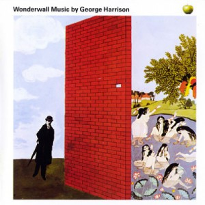 George Harrison Wonderwall Music