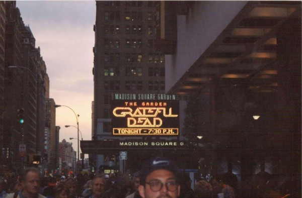 Grateful Dead Play MSG
