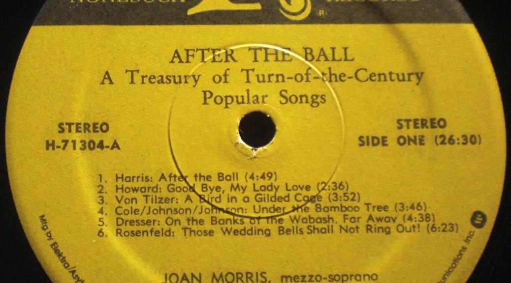 Jac Holzman Nonesuch Records