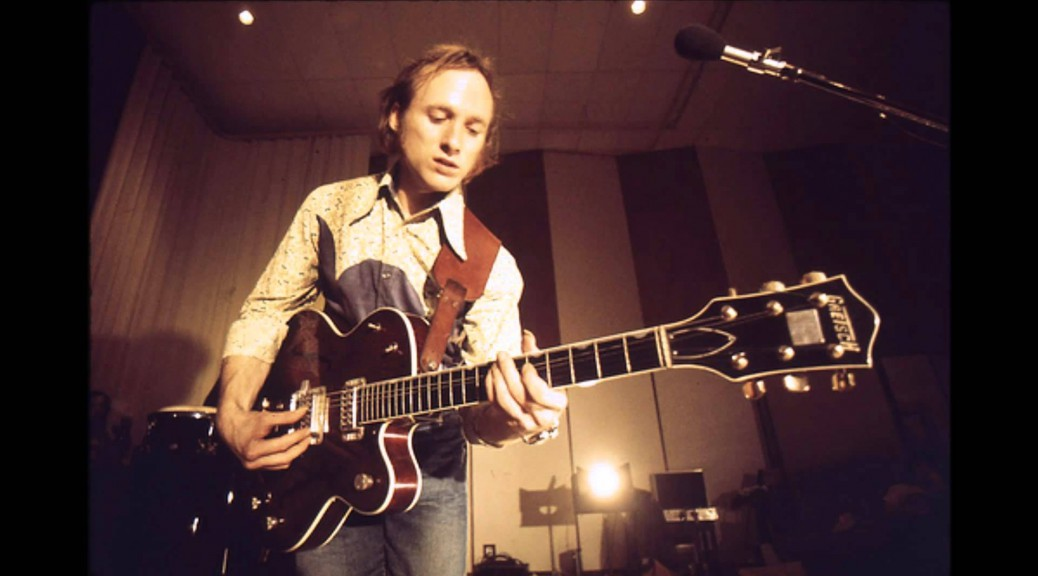 Guitarist Stephen Stills