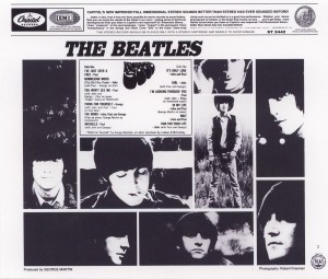 Beatles 1965 Rubber Soul