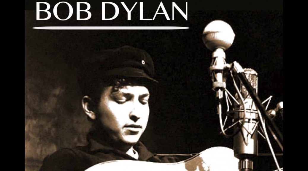 Bob Dylan Talkin New York