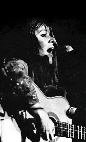 Singer Songwriter Melanie Ann Safka