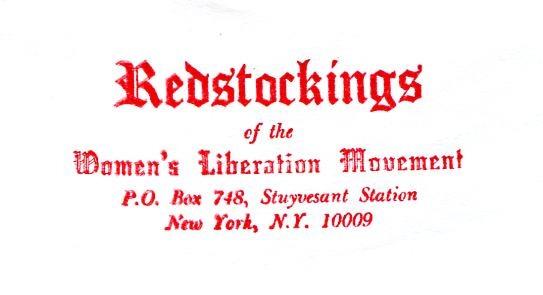 Redstocking