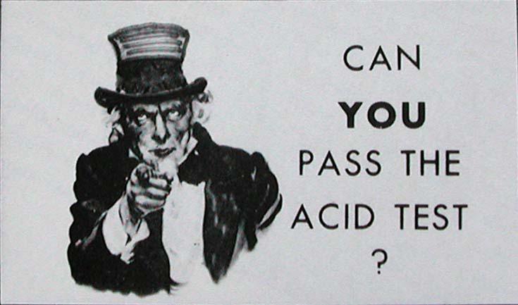 Los Angeles Acid Test