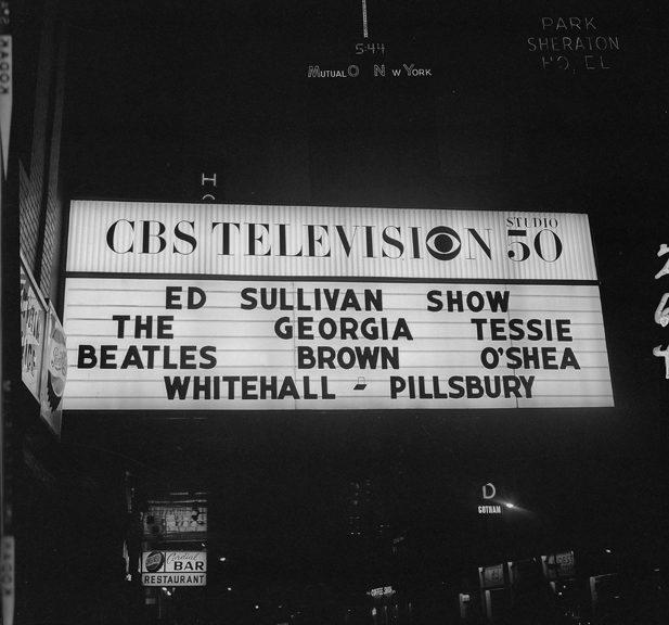 Ed Sullivan Meets Beatles