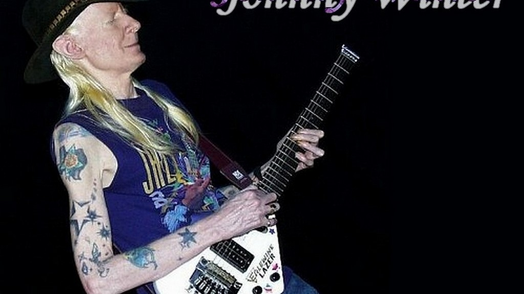 John Johnny Dawson Winter III