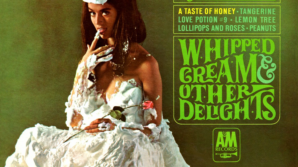 Herb Albert Whipped Cream Dolores Erikson