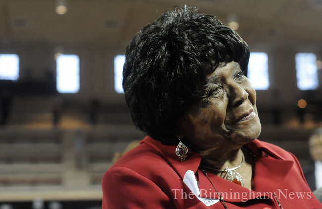 Autherine J Lucy Foster