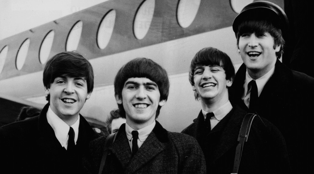 Ed Sullivan Meets Beatles