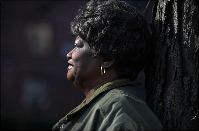 Civil Rights Activist Claudette Colvin