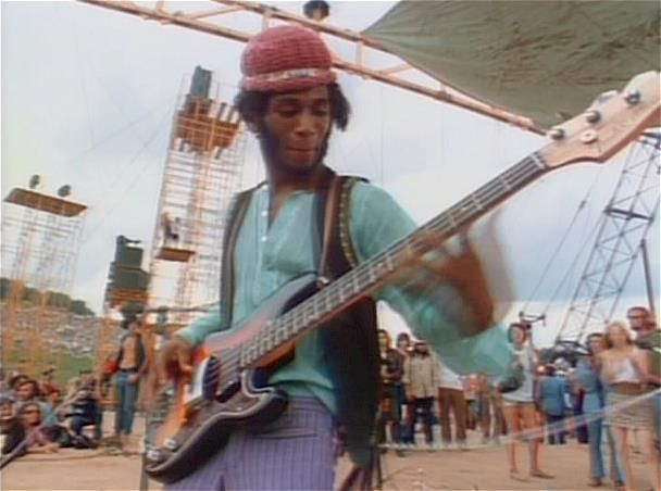 Santana Bassist David Brown