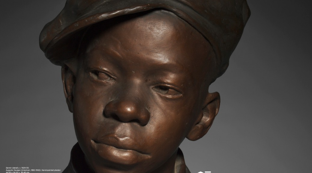 Sculptress Augusta Savage