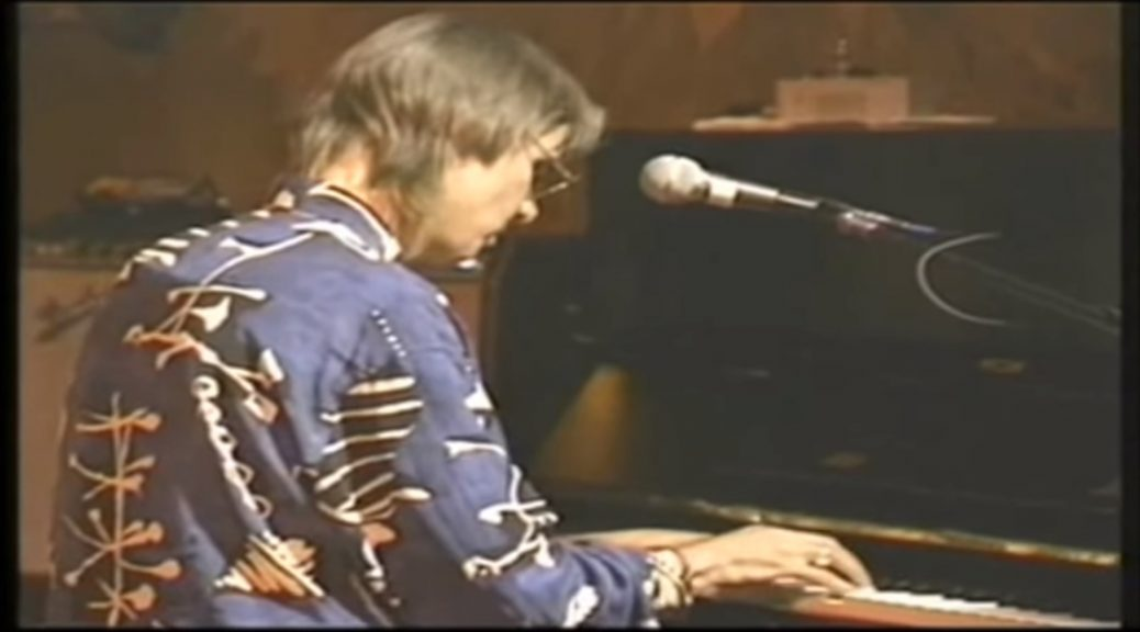 Keyboardist Ubiquitous Nicky Hopkins