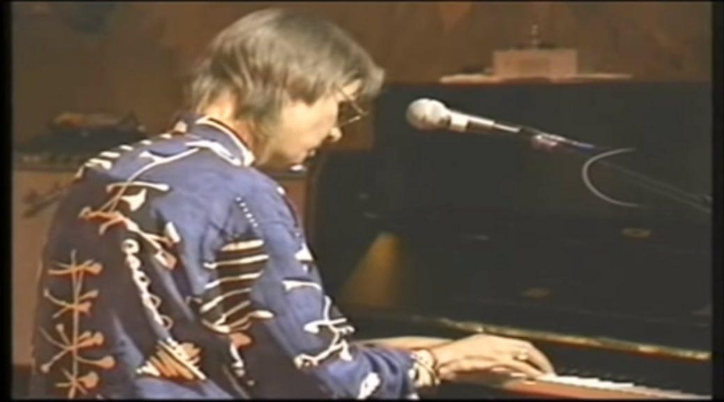 Keyboardist Ubiquitous Nicky Hopkins