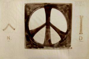 Peace Symbol Gerald Holtom